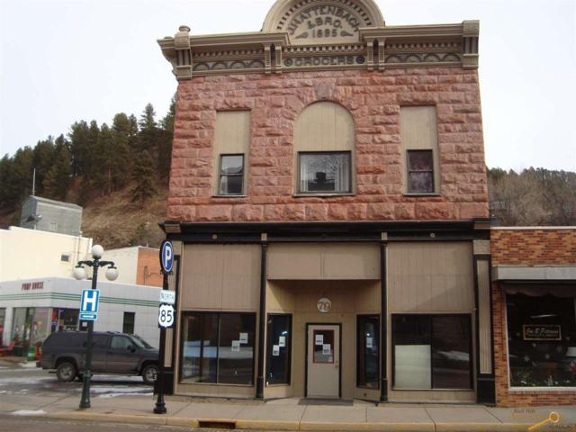 79 Sherman St, Deadwood, SD 57732 (MLS #142427) :: Christians Team Real Estate, Inc.