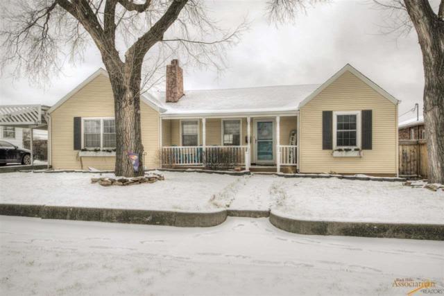 629 St Andrew, Rapid City, SD 57701 (MLS #142442) :: Christians Team Real Estate, Inc.