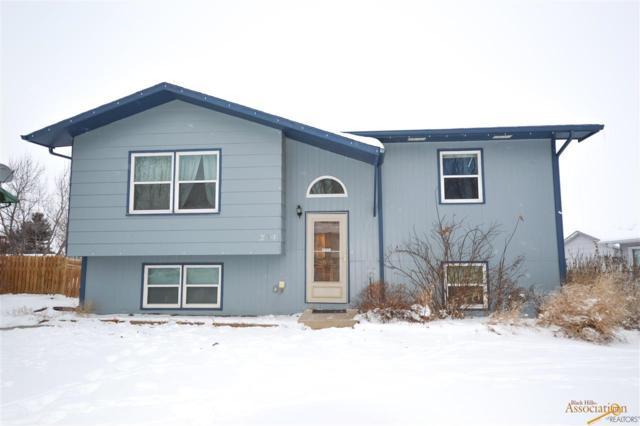 3916 Oiler Ln, Rapid City, SD 57701 (MLS #142486) :: Christians Team Real Estate, Inc.