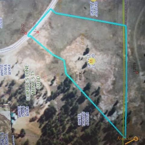 12923 Sapphire Ln, Hot Springs, SD 57747 (MLS #142530) :: Christians Team Real Estate, Inc.