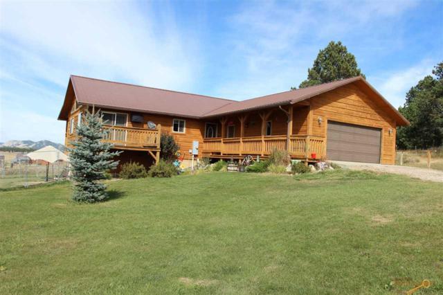 25432 Sidney Park Rd, Custer, SD 57730 (MLS #142545) :: Christians Team Real Estate, Inc.