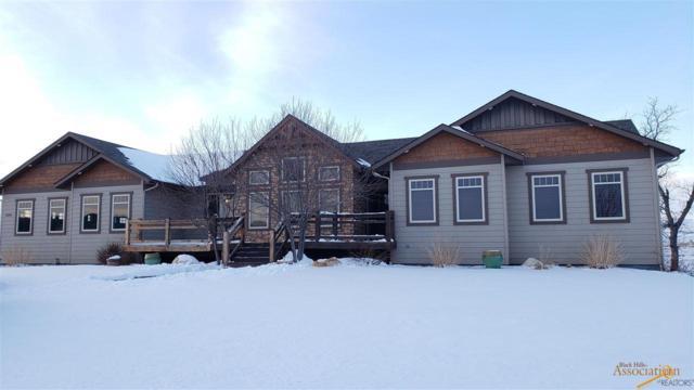 13596 Frontier Loop, Piedmont, SD 57769 (MLS #142553) :: VIP Properties