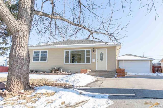 236 N 42ND, Rapid City, SD 57702 (MLS #142564) :: Christians Team Real Estate, Inc.