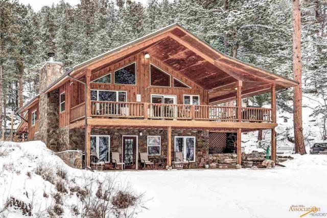 1120 Harney, Keystone, SD 57751 (MLS #142568) :: VIP Properties