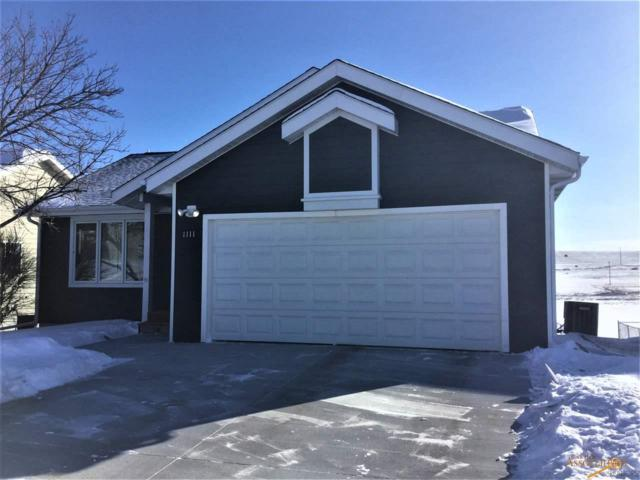 1111 Field View Dr, Rapid City, SD 57701 (MLS #142588) :: Christians Team Real Estate, Inc.