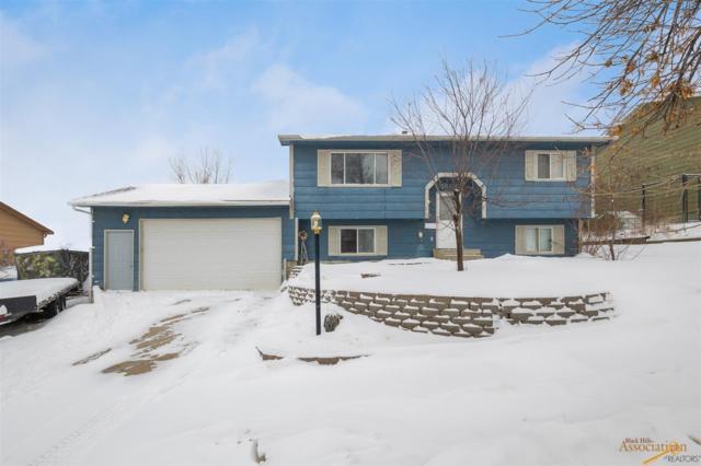 1601 Plateau Ln, Rapid City, SD 57703 (MLS #142743) :: VIP Properties