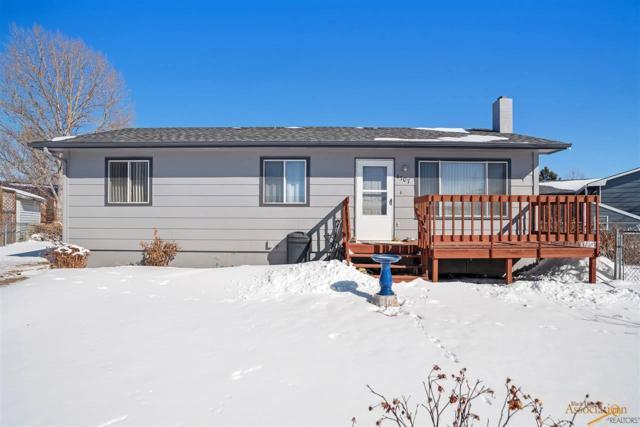 4707 Butte Ct, Rapid City, SD 57703 (MLS #142752) :: VIP Properties