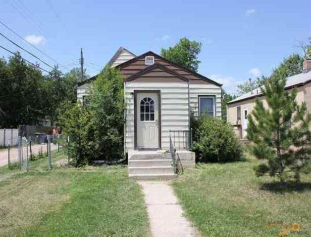 815 Racine, Rapid City, SD 57701 (MLS #142778) :: Christians Team Real Estate, Inc.