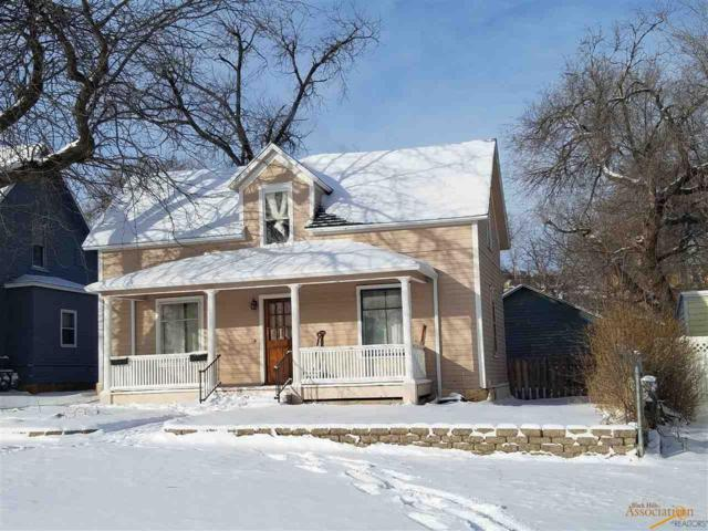 709 12TH, Rapid City, SD 57701 (MLS #142853) :: VIP Properties