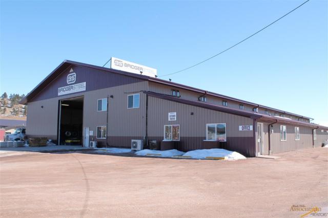 11835 Quaal Rd, Black Hawk, SD 57718 (MLS #142940) :: VIP Properties