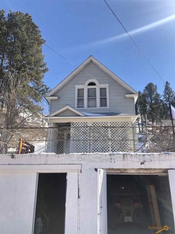 85 Stewart St Deadwood, Deadwood, SD 57732 (MLS #142941) :: Christians Team Real Estate, Inc.