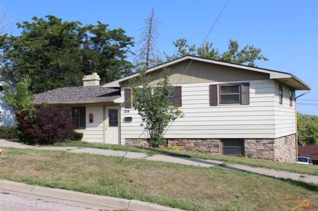 224 Oakland, Rapid City, SD 57701 (MLS #142978) :: VIP Properties