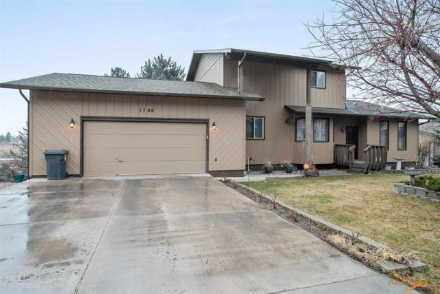 1708 Morningside Dr, Rapid City, SD 57701 (MLS #143149) :: Christians Team Real Estate, Inc.