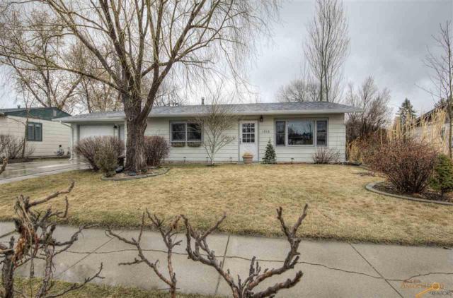 1210 Woodlawn Dr, Rapid City, SD 57701 (MLS #143254) :: VIP Properties