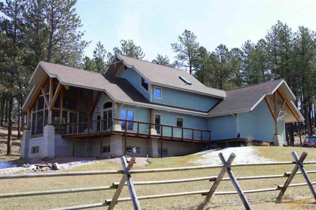26136 Bowman Ridge Rd, Custer, SD 57730 (MLS #143271) :: Christians Team Real Estate, Inc.