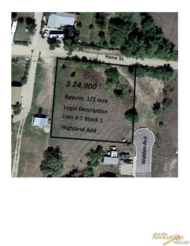 TBD Other, Philip, SD 57567 (MLS #143279) :: Christians Team Real Estate, Inc.