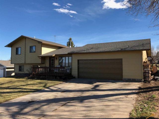 6313 Mountain Meadow Rd, Black Hawk, SD 57718 (MLS #143286) :: Christians Team Real Estate, Inc.