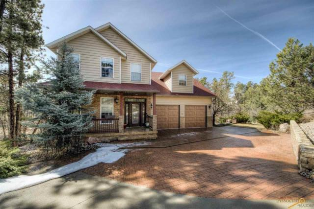 5561 Bitter Root Ct, Rapid City, SD 57702 (MLS #143310) :: Christians Team Real Estate, Inc.