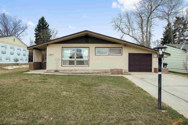 2507 Elm Ave, Rapid City, SD 57701 (MLS #143328) :: Christians Team Real Estate, Inc.