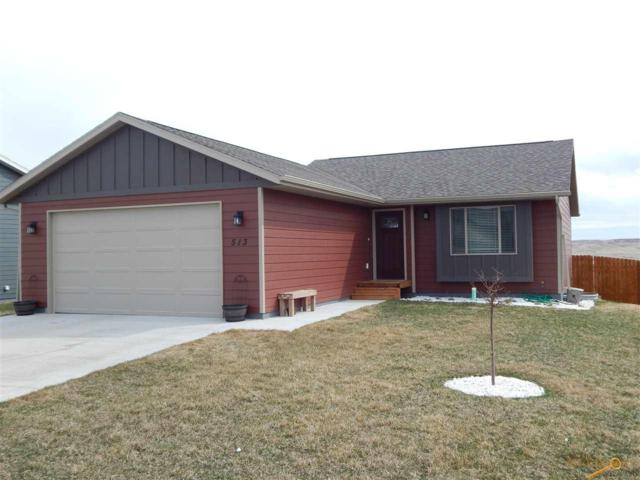 513 Pride Ct, Box Elder, SD 57719 (MLS #143341) :: VIP Properties