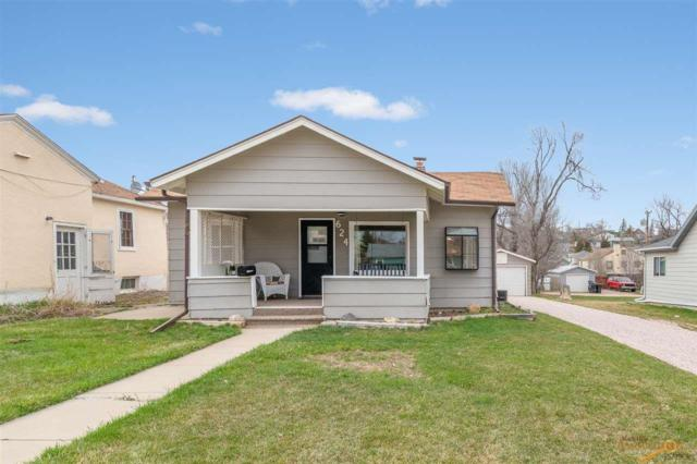 624 Franklin, Rapid City, SD 57701 (MLS #143344) :: Dupont Real Estate Inc.