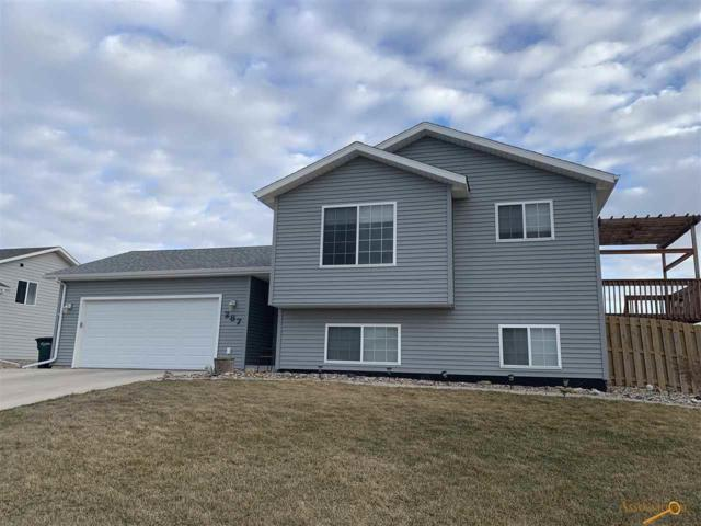 287 Edelweiss Ln, Box Elder, SD 57719 (MLS #143351) :: Dupont Real Estate Inc.