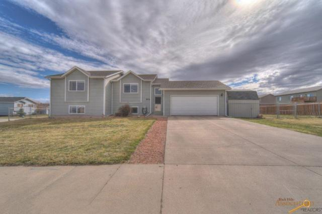 802 Ellsworth Rd, Box Elder, SD 57719 (MLS #143359) :: Dupont Real Estate Inc.