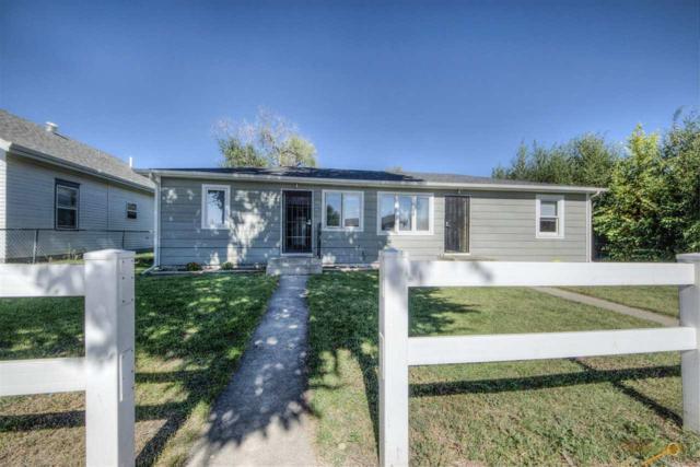 208 E Madison, Rapid City, SD 57701 (MLS #143405) :: VIP Properties