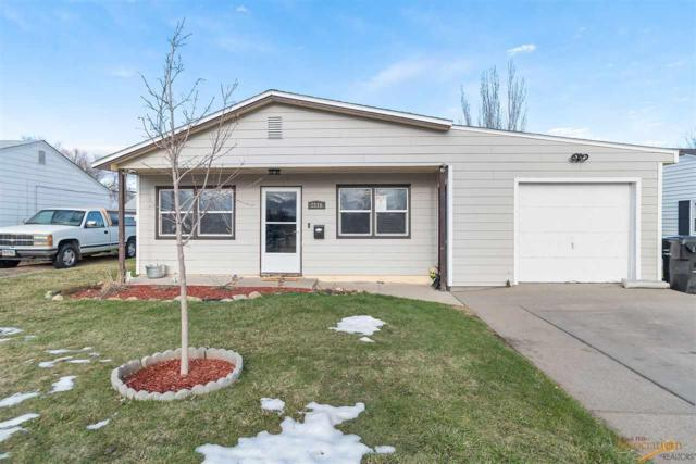 2116 Birch Ave, Rapid City, SD 57701 (MLS #143439) :: Dupont Real Estate Inc.
