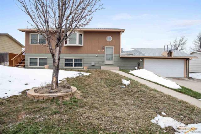 1140 Ennen Dr, Rapid City, SD 57703 (MLS #143444) :: VIP Properties