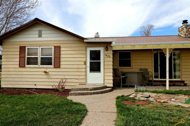 1823 7TH, Rapid City, SD 57701 (MLS #143450) :: Dupont Real Estate Inc.