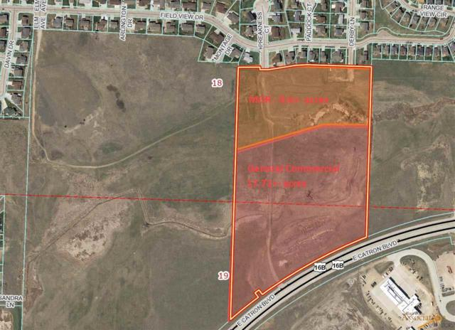 TBD Catron Blvd, Rapid City, SD 57701 (MLS #143459) :: Christians Team Real Estate, Inc.