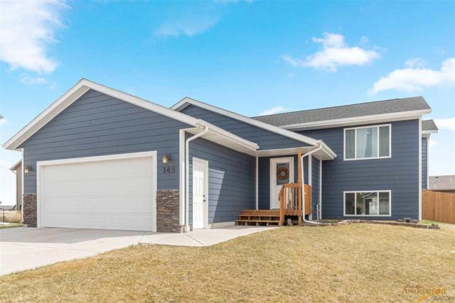 145 Melano St, Rapid City, SD 57701 (MLS #143463) :: Christians Team Real Estate, Inc.