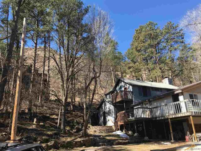 5625 Cleghorn Canyon Rd, Rapid City, SD 57702 (MLS #143467) :: Christians Team Real Estate, Inc.