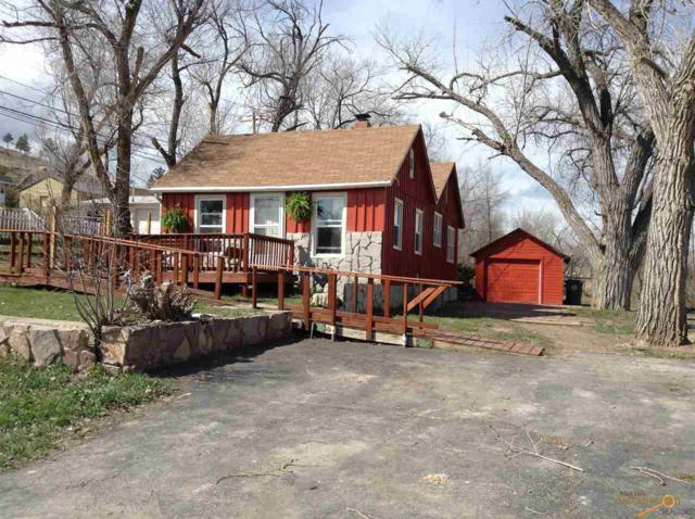 1510 Custer, Rapid City, SD 57701 (MLS #143483) :: Christians Team Real Estate, Inc.