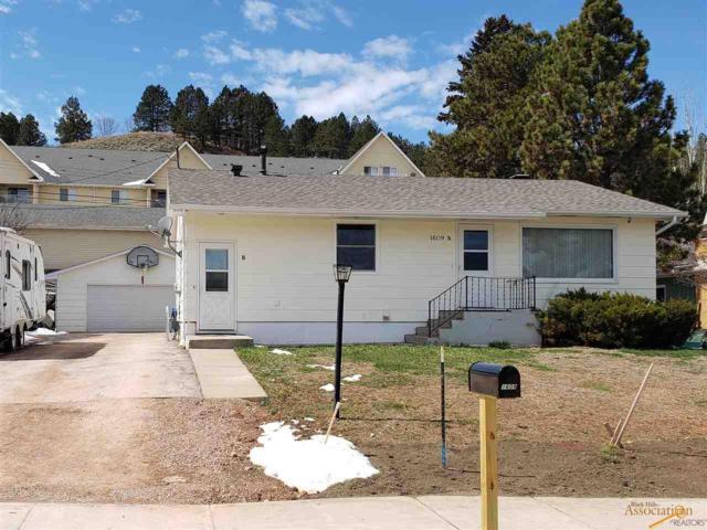 1609 38TH, Rapid City, SD 57702 (MLS #143508) :: Christians Team Real Estate, Inc.