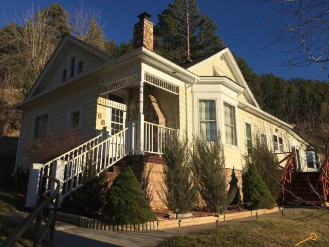 66 Lincoln Ave, Deadwood, SD 57732 (MLS #143519) :: Dupont Real Estate Inc.