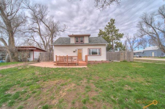 401 S Bailey Ave, New Underwood, SD 57761 (MLS #143585) :: Heidrich Real Estate Team