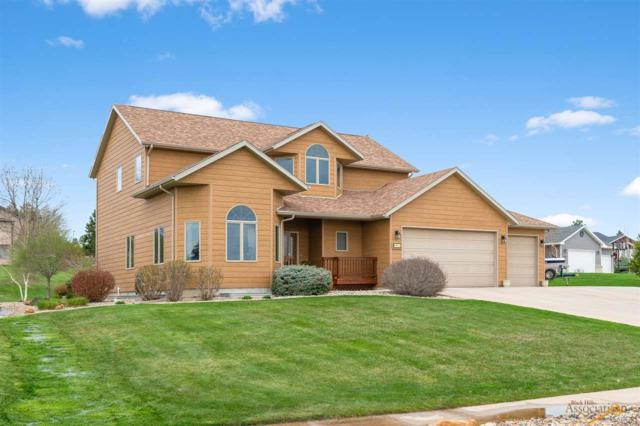 5211 Cale Ct, Rapid City, SD 57701 (MLS #143593) :: Dupont Real Estate Inc.