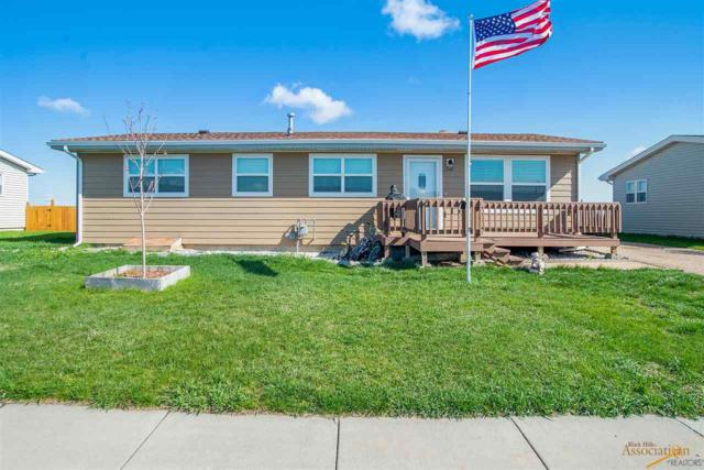 316 Mule Deer Trail, Box Elder, SD 57719 (MLS #143606) :: Dupont Real Estate Inc.