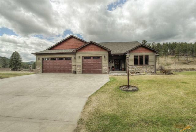 533 Major Lake Dr, Hill City, SD 57745 (MLS #143609) :: Christians Team Real Estate, Inc.