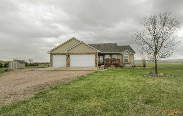 1617 Green Meadows Dr, Piedmont, SD 57769 (MLS #143620) :: Dupont Real Estate Inc.