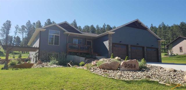2584 Gold Creek Pl, Rapid City, SD 57702 (MLS #143684) :: Christians Team Real Estate, Inc.