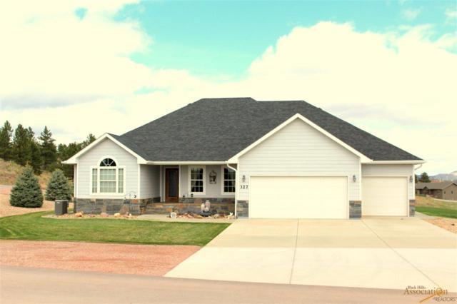 327 Meadowlark Dr, Hot Springs, SD 57747 (MLS #143686) :: Christians Team Real Estate, Inc.