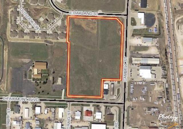 TBD Cambell, Rapid City, SD 57701 (MLS #143697) :: Dupont Real Estate Inc.
