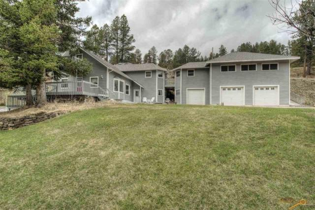 12175 White Horse Rd, Custer, SD 57730 (MLS #143704) :: Dupont Real Estate Inc.