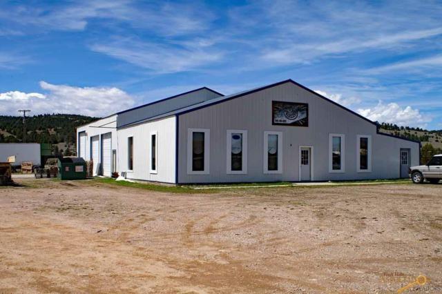 27689 Hwy 385, Hot Springs, SD 57747 (MLS #143707) :: Christians Team Real Estate, Inc.