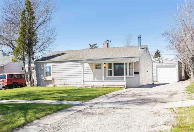 2105 Ivy Ave, Rapid City, SD 57701 (MLS #143727) :: Dupont Real Estate Inc.