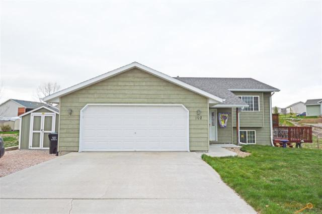 102 Soldier Field Ct, Rapid City, SD 57702 (MLS #143748) :: Christians Team Real Estate, Inc.