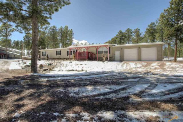 23607 Tigerville Rd, Hill City, SD 57745 (MLS #143759) :: VIP Properties